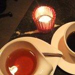 ヴィエイユ・ヴィーニュ マキシム・ド・パリ - 珈琲と紅茶