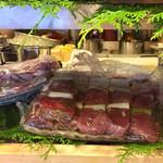 泰平 - 大皿料理から串物までと幅広い料理