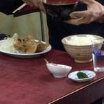 第一食堂 - 定食セット
