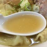 喜多方ラーメン坂内・小法師 - スープ