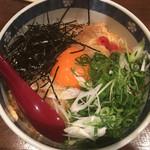 地鶏炭火焼天祥 - 幻の裏メニュー天祥丼