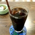 カシュカシュカフェ - アイスコーヒー