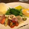 カフェ イル ヴェンティチェッロ - 料理写真:前菜プレート。