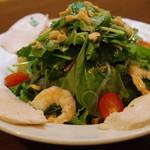 okudo 東京 - 蒸鶏と春雨のベトナム風サラダ