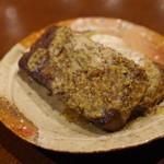 虎穴 - 北海道産栗マロンかぼちゃと自家製鹹蛋