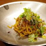 虎穴 - 冷製担担麺