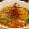 担々麺 ほおずき - 料理写真:激しく辛い担々麺