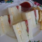 スカイアドベンチャー - ミックスサンドイッチ