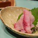 うなぎ屋 廣川 - 鯉の洗い