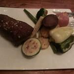 パイス バスコ - 赤城の熟成肉のステーキ