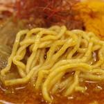 担々麺 ほおずき - 麺
