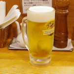 担々麺 ほおずき - 扎啤