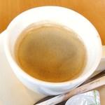ガスト - ドリンク写真:ドリンクバー ブレンドコーヒー