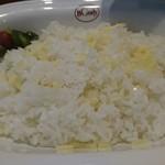 72815822 - チーズ入りライス