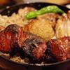 鳥与志 - 料理写真:焼き鳥丼
