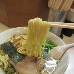 らぁめん ほりうち - 麺 リフト