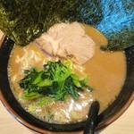 二代目 麺家あくた川 - 料理写真:らーめん並+のり増し