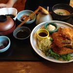 麦屋魚仙坊 - 魚フライランチ