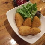 鶏ジロー - クリームチーズフライ