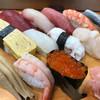 松葉鮨 - 料理写真:お腹が一杯になります。握り13貫