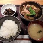 やまや - 博多郷土料理 がめ煮定食