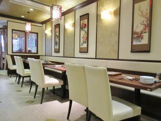 龍海飯店 - 店内