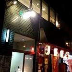 ルー・ド・メール - 神田駅西口、西口商店街より一本北側の通り沿い