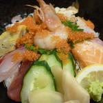 北浜の和がや - 海鮮丼