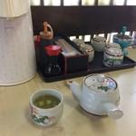 おおもり - セルフのお茶