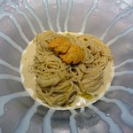 創作厨房 まかないや - ウニの冷製パスタ
