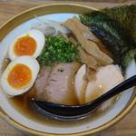 ソラノイロ ナゴヤ - 特製金の煮干し(醤油)(1,000円)