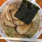 めんや梟 - 料理写真:こてこてチャーシューメン(820円)★★★★☆