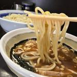 中華そば べんてん - 中華そば べんてん(東京都練馬区旭町)つけ麺 中 850円