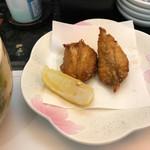 海人 - ふぐの唐揚げ