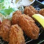 大戸屋 - 料理写真:牡蠣フライ定食