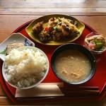 世知原 お山の地球屋 - 料理写真: