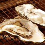大厚岸 - 厚岸の海の旨みが凝縮された炭焼牡蠣