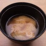 7283197 - 味噌汁