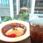 マルノウチリーディングスタイル - 東京ビルを眺めながらランチ!