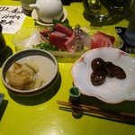 しゅんまん - 鰹のお刺身