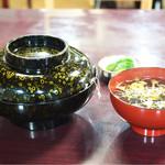 よしのや食堂 - ソースカツ丼 900円