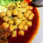 スサンタ・キッチン - ひよこ豆のカレー