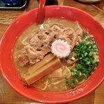 麺極 はなみち - ら~麺・豚