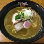ラーメン人生 JET600 - 料理写真:カレーラーメン800円(税込) ※辛さレベル5