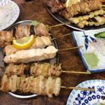 鳥升 (とります) - 渋谷/焼鳥 [食べログ]