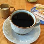 Cafe あさひ窯ぎゃらりぃ - ドリンク写真:コーヒー(350円)