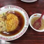 餃子の王将 - 2017年09月09日  天津炒飯