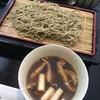 久保田 - 料理写真:地鶏せいろ蕎麦