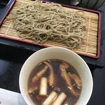 久保田 - 地鶏せいろ蕎麦