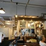 白山 UNDER THROW CAFE -